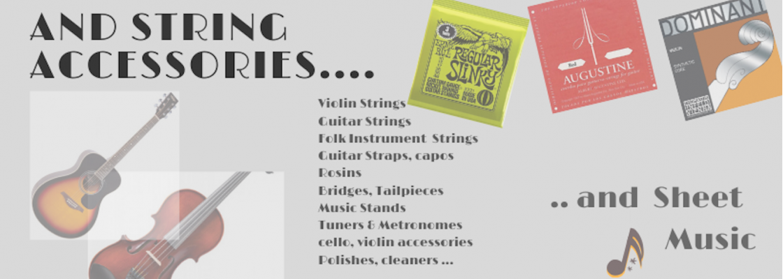 And String Accessories