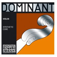 Thomastik Dominant 3/4 Violin String Set, Medium Tension