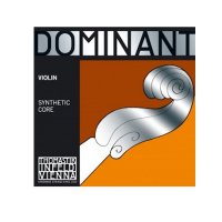 Dominant 4/4  Violin  Strings ,  Medium Tension Set