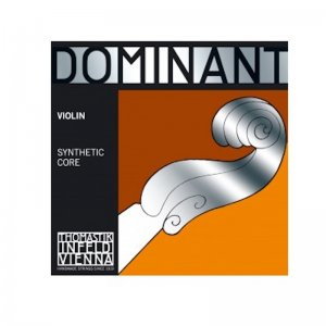 Dominant 4/4 Violin Strings, Medium Tension, Single Strings