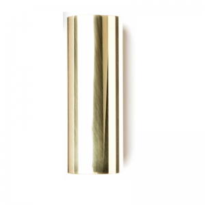 Dunlop 222 Medium Wall Solid Brass Slide