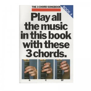 The 3 Chord Songbook: Book 4