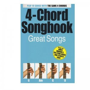 4-Chord Songbook: Great Songs