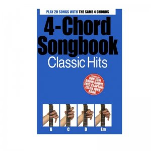 4-Chord Songbook: Classic Hits