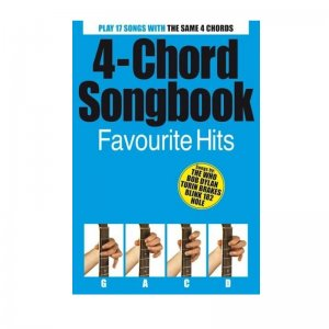 4-Chord Songbook: Favourite Hits