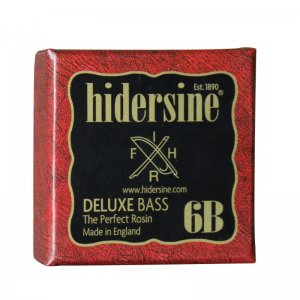 Hidersine 6B Double Bass Deluxe All Weather Rosin