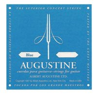 Augustine Classic Blue , Classical Guitar Strings ,High Tension
