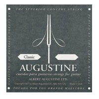 Augustine  Classic  Black , Classical Guitar Strings, Low Tension