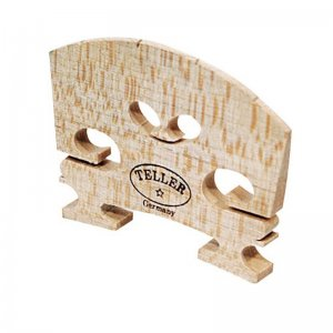 Hidersine Teller Model Violin Bridge 4/4