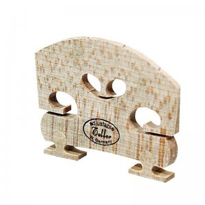 Hidersine Adjustable  Violin Bridge 4/4 Available in High or Low