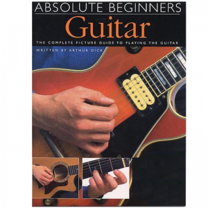 Absolute Beginners Guitar with Audio Access
