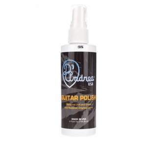 D'Andrea Guitar Polish with pump spray