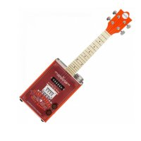 Bohemian  BGU15HS Hot Sauce Oil Can Ukulele