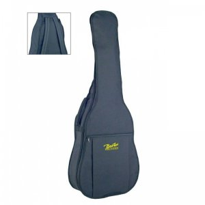 Boston W-10, 10mm Padded Acoustic Guitar Gig Bag