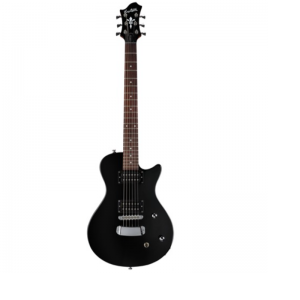 Hagstrom Ultra Swede ESN Electric Guitar Black