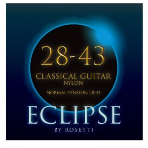 Eclipse Normal tension 28-43 Classical Guitar Strings