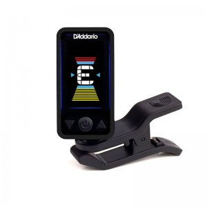 D'Addario PWCT17BK Eclipse Black Chromatic Tuner