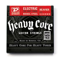 Dunlop Heavy Core Electric Guitar Strings 10 - 48