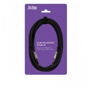 On Stage IC10 10ft  Instrument Cable