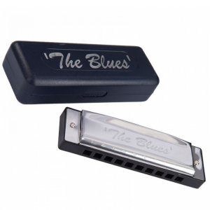 The Blues Harmonica