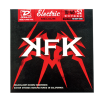 Dunlop KFK , drop Tuning  Electric Guitar Strings 10-46+52