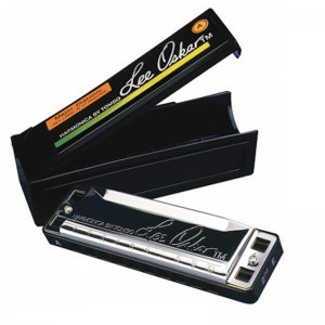 Lee Oska G Major Diatonic Harmonica