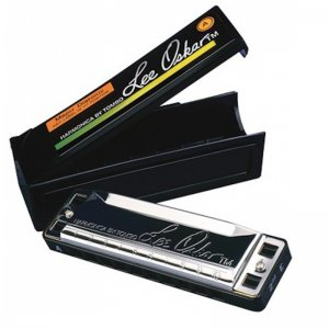 Lee Oska  C Major Diatonic Harmonica