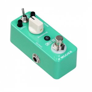 Mooer MOD1 Green Mile Overdrive Micro Guitar Pedal