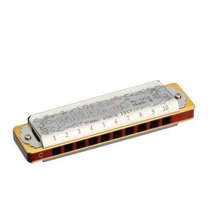 Tombo Folk Blues Mark II  Harmonica in G