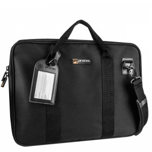 Protec P5 Black Music Portfolio Bag 11P5