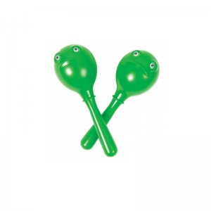 PP World Green Frog Maracas