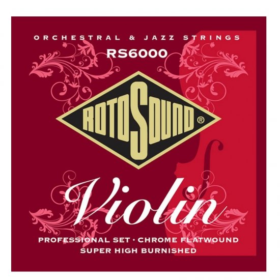 Rotosound RS6000 Violin String Set