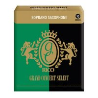 Rico Grand Concert Select Soprano Sax Resds,  Strength 2.5
