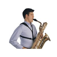 Neotech Soft Harness Saxophone strap, Swivel Hook