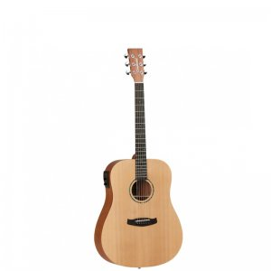 Tanglewood TWR2-TE, Travel Guitar With EQ, Roadster II Series