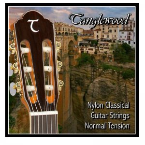 Tanglewood TWGSC Nylon Normal Tension Classical Guitar Strings