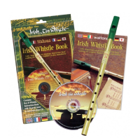Waltons Irish Tin Whistle Pack