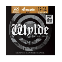 Dunlop Wylde Pho Bronze Acoustic  Guitar String Set 12-54
