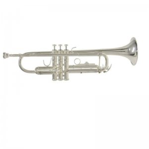 Bach TR650S silver Plated Bb Trumpet