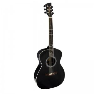 Brunswick BF200-BK, Black Folk Guitar