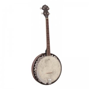 Barnes and Mullins Perfect BJ304   4 String Tenor Banjo