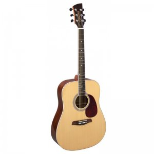 Brunswick BD200, Acoustic Guitar  Natural