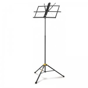 Hercules BS100B Music Stand With EZ Glide and Lightweight