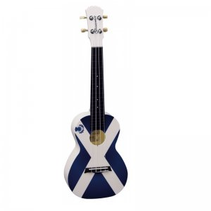 Brunswick   BU50CSCO Scottish Flag concert Ukulele