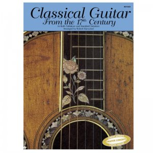 Classical Guitar From The 17th Century