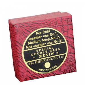 Hidersine DB2 No 2 Special Double Bass Rosin