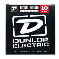 Dunlop Electric Guitar Strings, Nickel Wound 10 - 46
