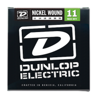 Dunlop 11-50 (Med/Hvy), Nickel Wound, Electric Guitar Strings