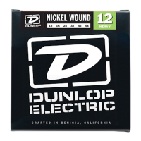 Dunlop 12-54 (Heavy), Nickel Wound, Electric Guitar Strings