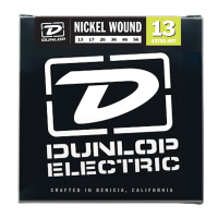 Dunlop Electric Guitar Strings , Nickel Wound 13 - 56